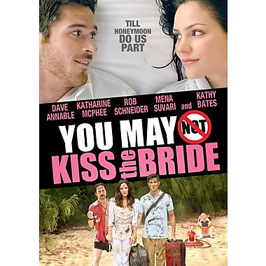 You May Not Kiss The Bride (DVD)