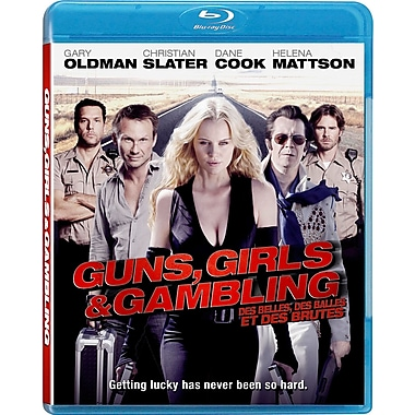 Guns, Girls And Gambling (BLU-RAY DISC)