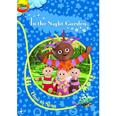 In The Night Garden: Time To Sing (DVD)