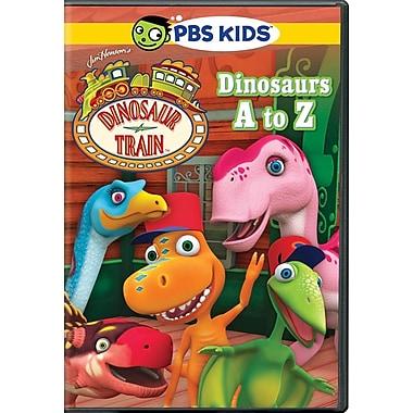 Dinosaur Train - Dinosaurs A To Z (DVD)