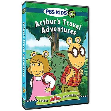 Arthur's Travel Adventures (DVD)