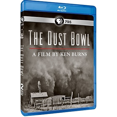 Ken Burns - The Dust Bowl (BLU-RAY DISC)