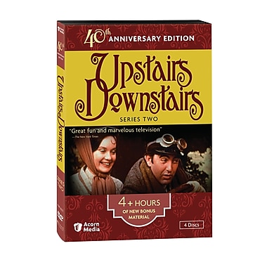 Upstairs, Downstairs: Series 2 (DVD)