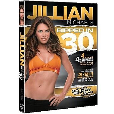 Jillian Michaels Ripped In 30 (GAIAMME-JM)