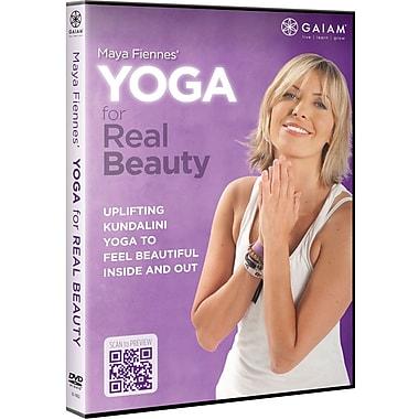 Maya Fiennes' Yoga For Real Beauty (GAIAM MEDIA)