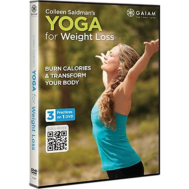 Colleen Saidman's Yoga For Weight Loss (GAIAM MEDIA)
