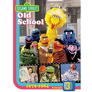 Sesame Street: Old School Volume 3 (DVD)