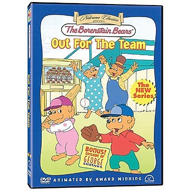 The Berenstain Bears: Out For The Team: Volume 3 (DVD)