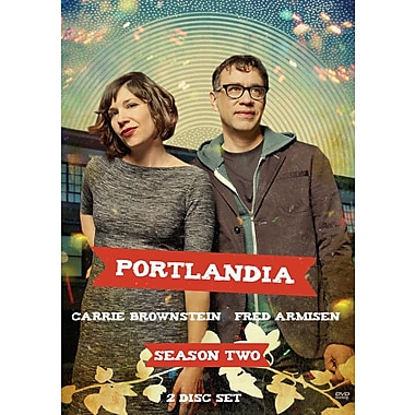 Portlandia: Season Two (DVD)