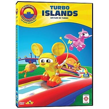 Animal Mechanicals - Turbo Islands (DVD)