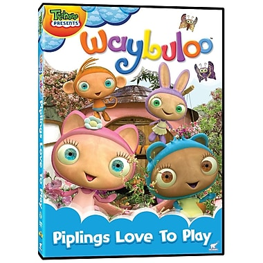 Waybuloo: Piplings Love To Play (DVD)