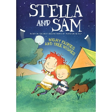 Stella And Sam - Night Fairies And Tree Wishes (DVD)