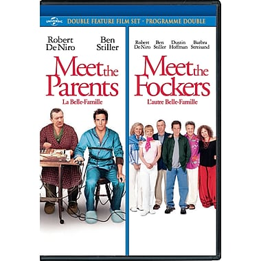 Meet The Parents Meet The Fockers (DVD)