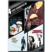 4 Film Favorites: Robert Redford (DVD)