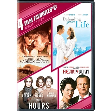 4 Film Favorites: Meryl Streep (DVD)