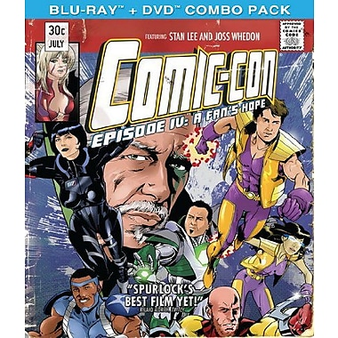 Comic-Con Episode Four - A Fan's Hope (DISQUE BLU-RAY)