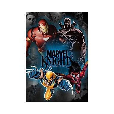 Marvel Knights 4 Pack (DVD)