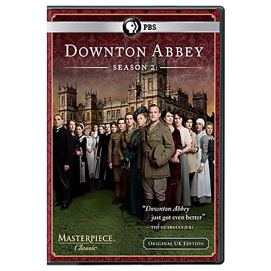 Downton Abbey: Season 2 (DVD)