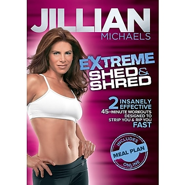 Jillian Michaels Extreme Shed & Shred (GAIAMME-JM)