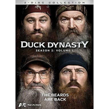 Duck Dynasty Season 2 Volume 1 (DVD)