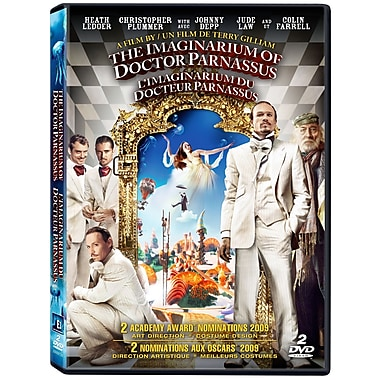 The Imaginarium Of Doctor Parnassus (DVD)