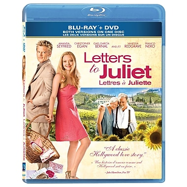 Letters To Juliet (DISQUE BLU-RAY)