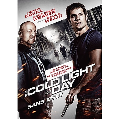 The Cold Light Of Day (DVD)