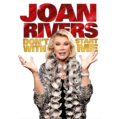 Joan Rivers - Don't Start With Me (DVD)