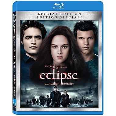 La Saga Twilight - Hésitation (Blu-Ray) (Régie Imprimée Sur Boitier)