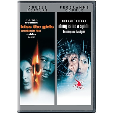 Kiss The Girls Along Came A Spider (DVD)
