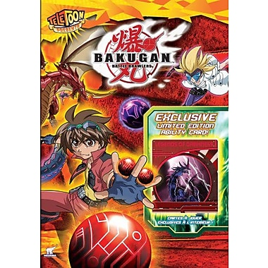 Bakugan: Volume 2: Game On (DVD)