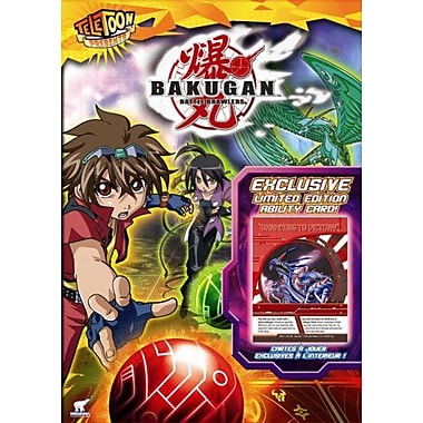 Bakugan: Volume 1: Battle Brawlers (DVD)