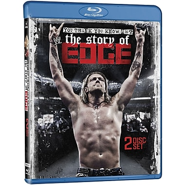 WWE 2012: You Think You Know Me? The Story Of Edge (DISQUE BLU-RAY)