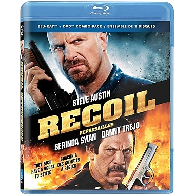 Représailles (Blu-Ray/Dvd Combo) (Régie Imprimée Sur Boitier)