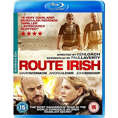 Route Irish (BLU-RAY DISC)