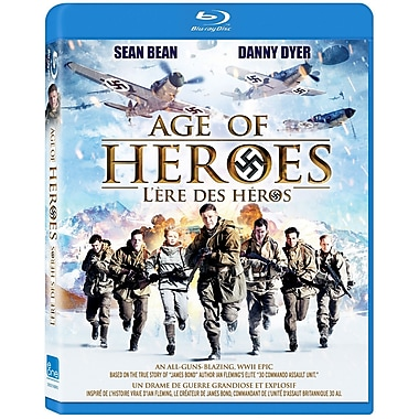 Age Of Heroes (BLU-RAY DISC)