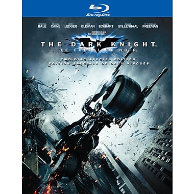 Dark Knight (BLU-RAY DISC)