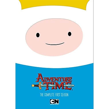 Cartoon Network: Adventure Time: The Complete First Season (DVD)