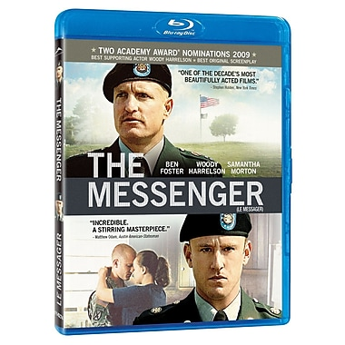 The Messenger (BLU-RAY DISC)