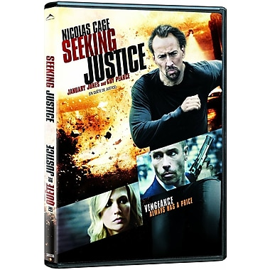 Seeking Justice (DVD)