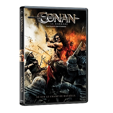 Conan The Barbarian (DVD)