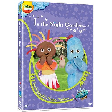 In The Night Garden - Iggle Piggle's Noisy Noises (DVD)
