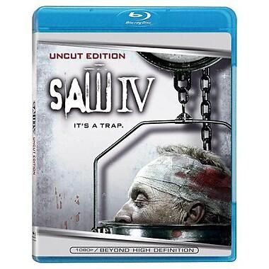 Saw IV (BLU-RAY DISC)