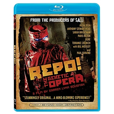 Repo! The Genetic Opera (DISQUE BLU-RAY)