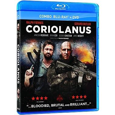 Coriolanus (BRD + DVD)
