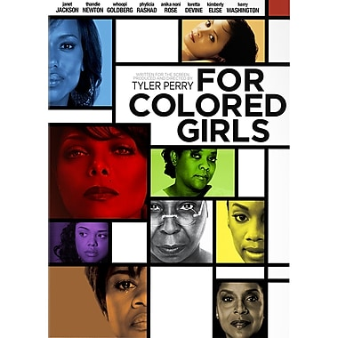 Tyler Perry's For Colored Girls (DVD)