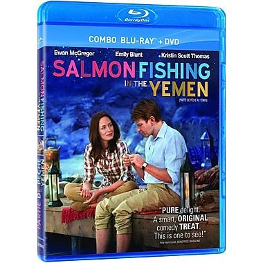 Salmon Fishing In The Yemen (BRD + DVD)