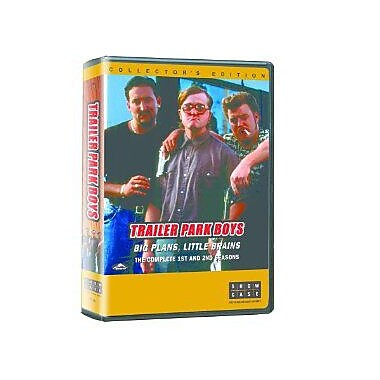 Trailer Park Boys: Seasons 1 & 2 (DVD)