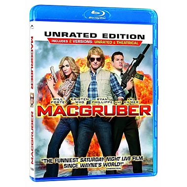 Macgruber (BLU-RAY DISC)