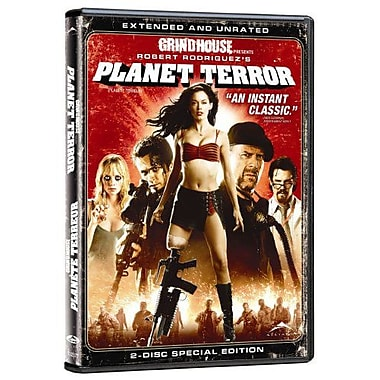 Grindhouse: Planet Terror (DVD)